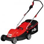 Machine Mart Xtra Grizzly ERM1844G Electric Lawnmower
