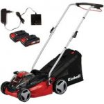 Einhell Power X-Change Einhell Power X-Change GE-CM 33 Li Kit 36V Lithium Ion Cordless Mower & 2 Batteries